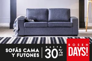 Sofas Cama y Futones
