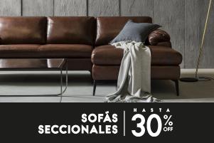 Sofas Seccionales